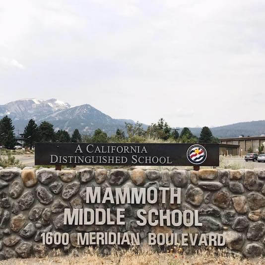 Mammoth Middle School