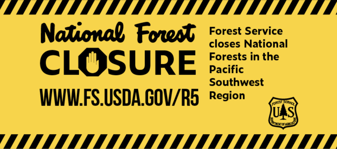 forest closure